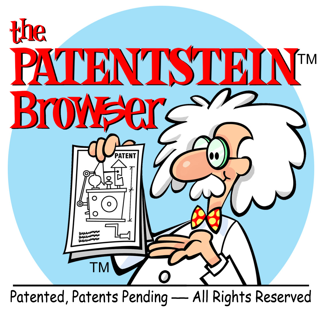 The Patentstein Browser icon