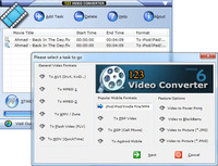 123 Video Converter screenshot